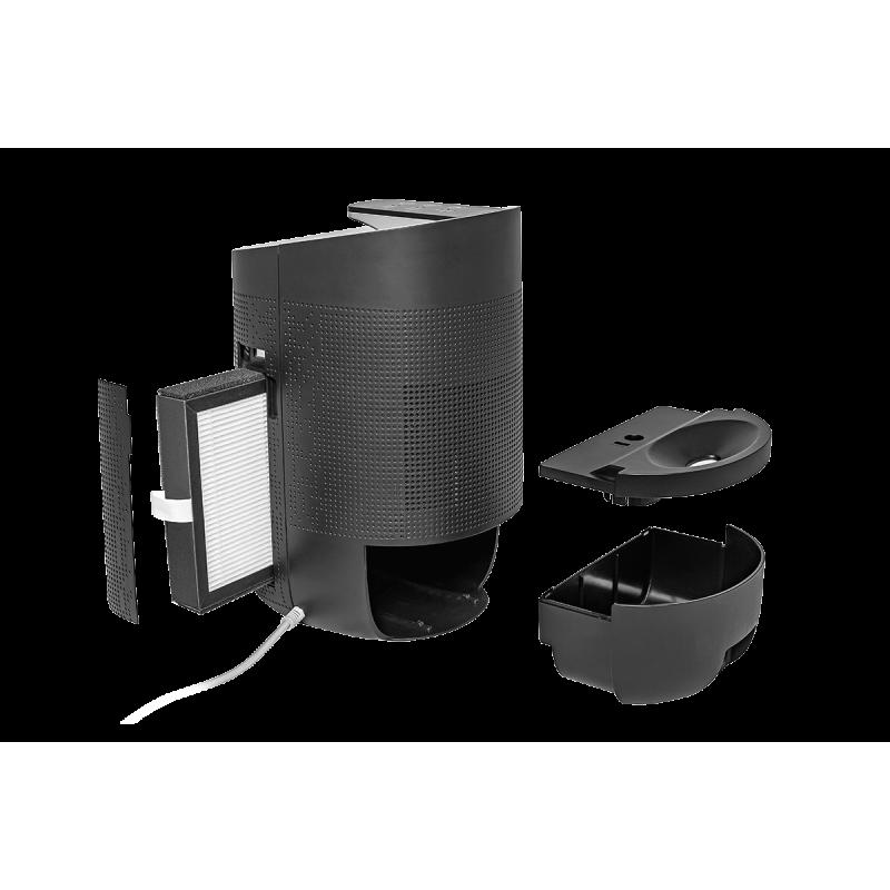 Concept OV1210 PERFECT párátlanító és légtisztító - fekete