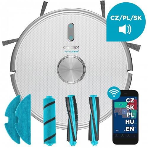 Concept 2in1 PERFECT CLEAN LASER VR3120 robotporszívó
