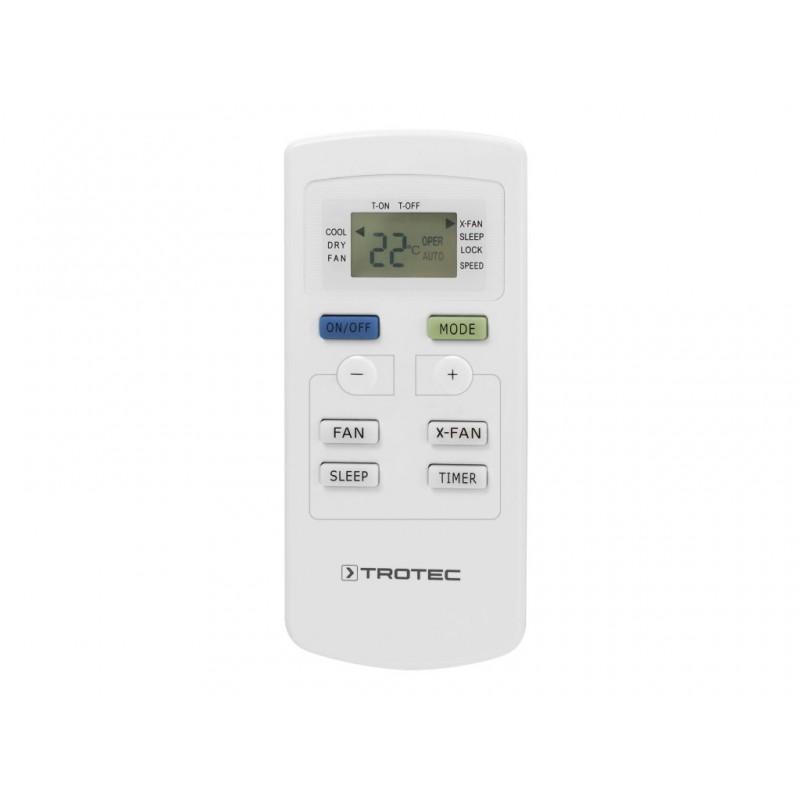 Trotec PAC 2610 E mobil klíma