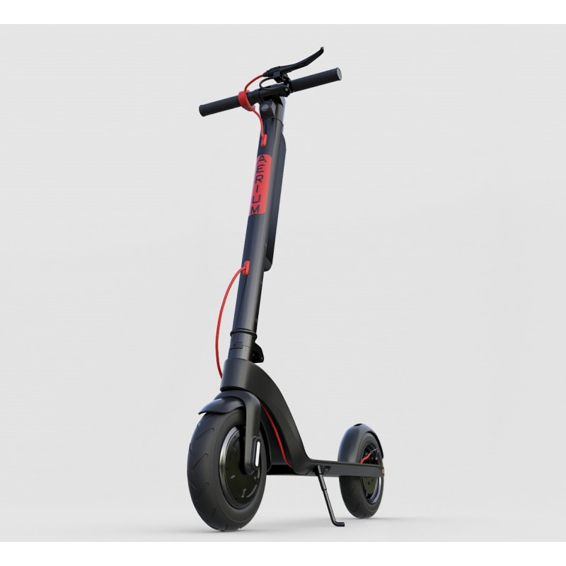 AERIUM HX8 elektromos roller, fekete