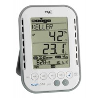 TFA 30.3039 higrométer + datalogger