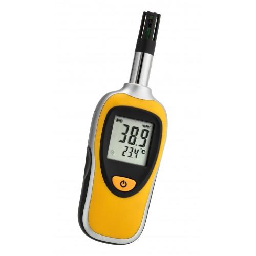 TFA 30.5036.13 Klima Bee professzionális digitális hőmérő páratartalom-mérővel