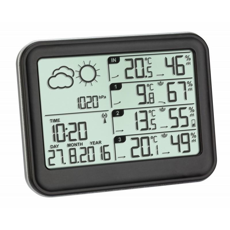 TFA 35.1142.01 VIEW időjárás állomás