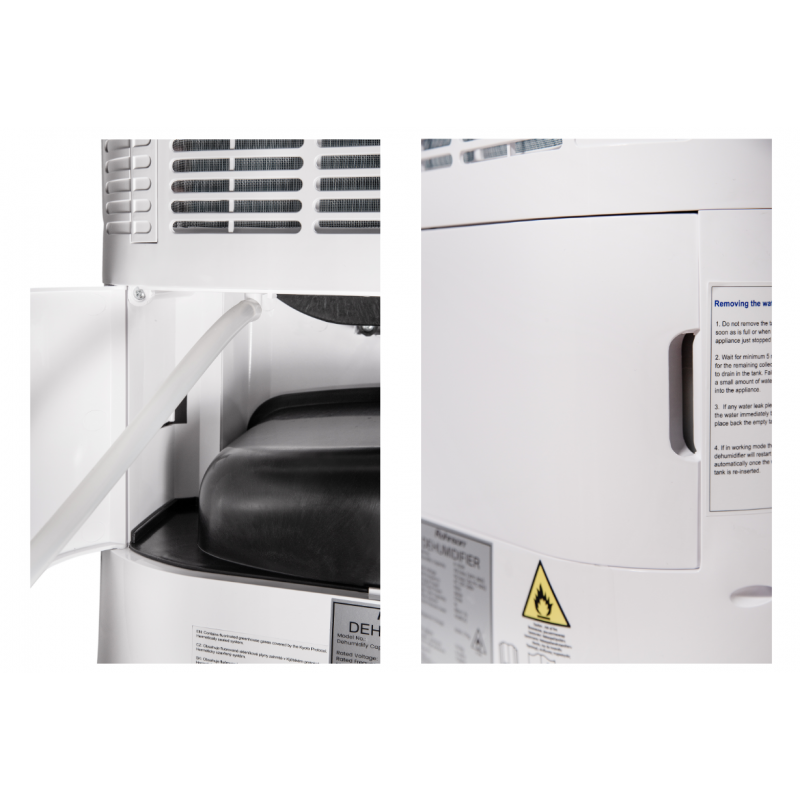 Rohnson R-9290 UV párátlanító