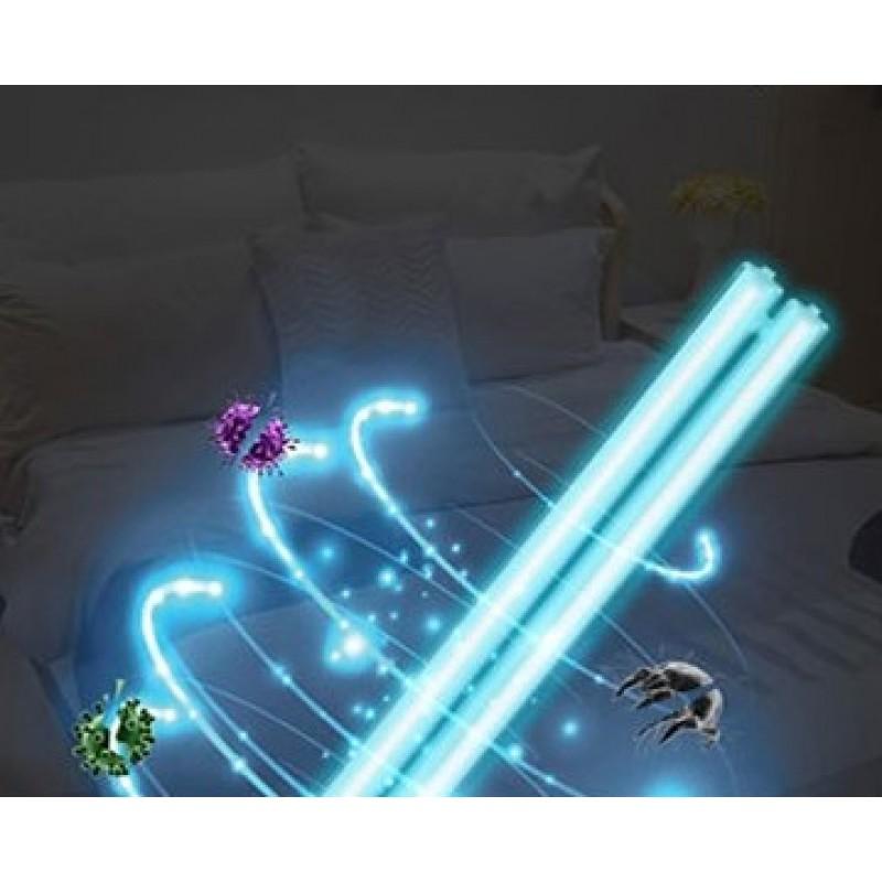 IQ-OSL antibakteriális UV-lámpa ózonnal – fehér