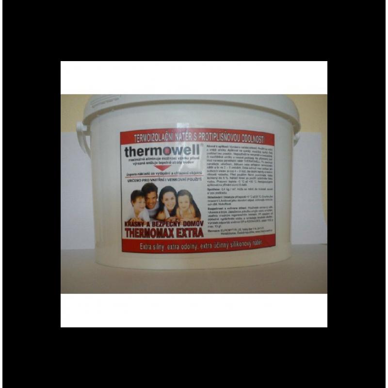 Thermowell THERMOMAX EXTRA hőszigetelő festék, 5kg