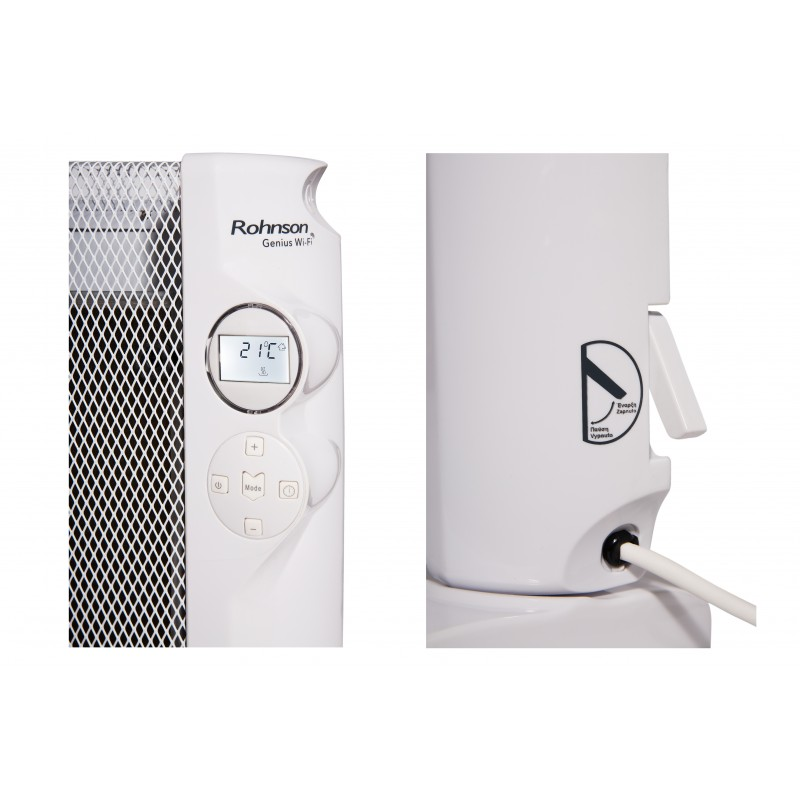 Rohnson R-077 Wi-Fi fűtőpanel