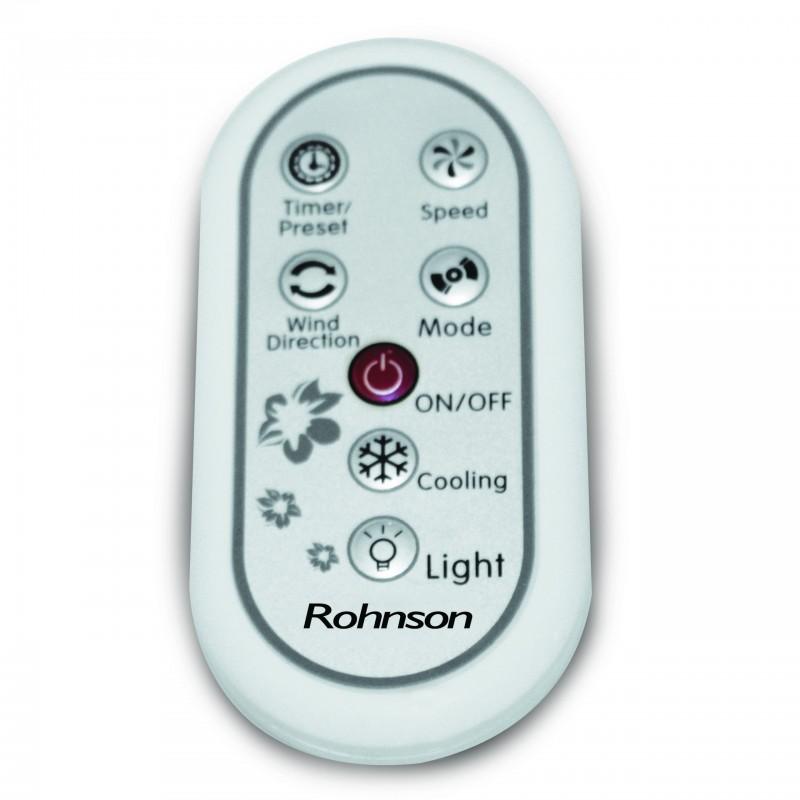 Rohnson R-870 Breezer léghűtő 4 az 1-ben