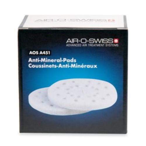 Demineralizációs betétek A451 (6 db-os készlet)