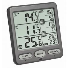 TFA 30.3062.10 TRIO vezeték nélküli hőmérő