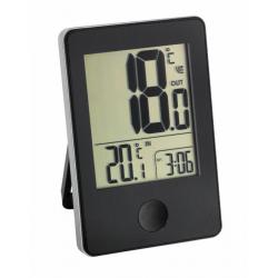 TFA 30.3051.01 POP vezeték nélküli hőmérő - fekete