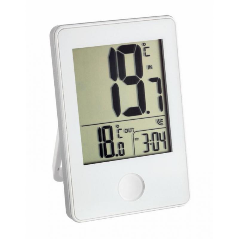 TFA 30.3051.02 POP vezeték nélküli hőmérő - fehér