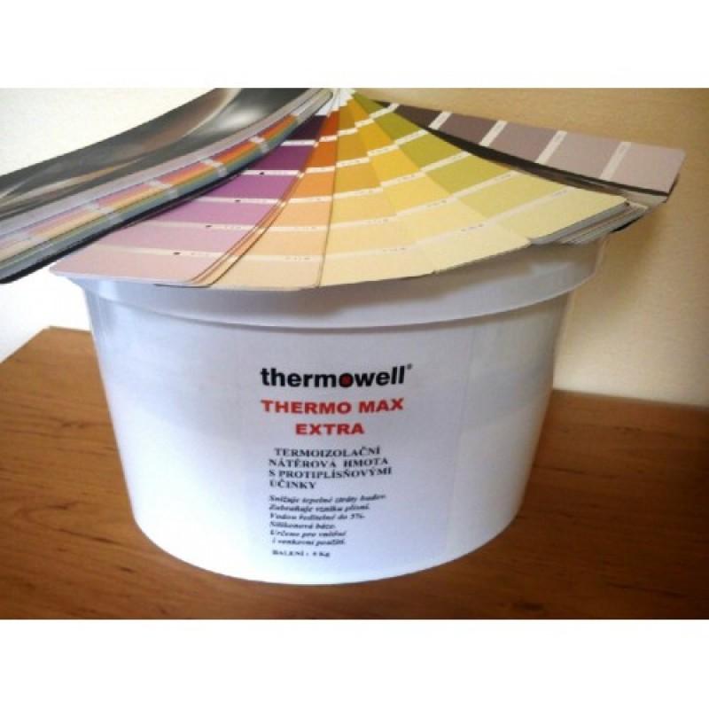 Thermowell THERMOMAX EXTRA hőszigetelő festék, 18kg
