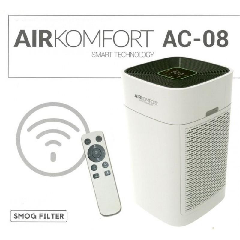 AIRKOMFORT AC-08 légtisztító