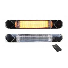 IQ-STAR S szén infravörös melegítő fekete