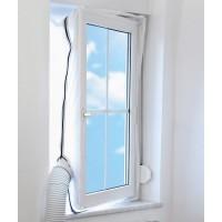 Szigetelés az ablakba mobil légkondicionálókhoz