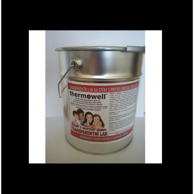 Thermowell 4,8 kg átlátszó lakk falra