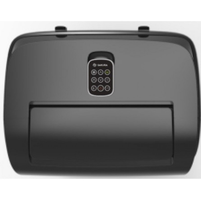 SAKURA STAC 12 CPB/K Wi-Fi BLACK mobil légkondicionáló