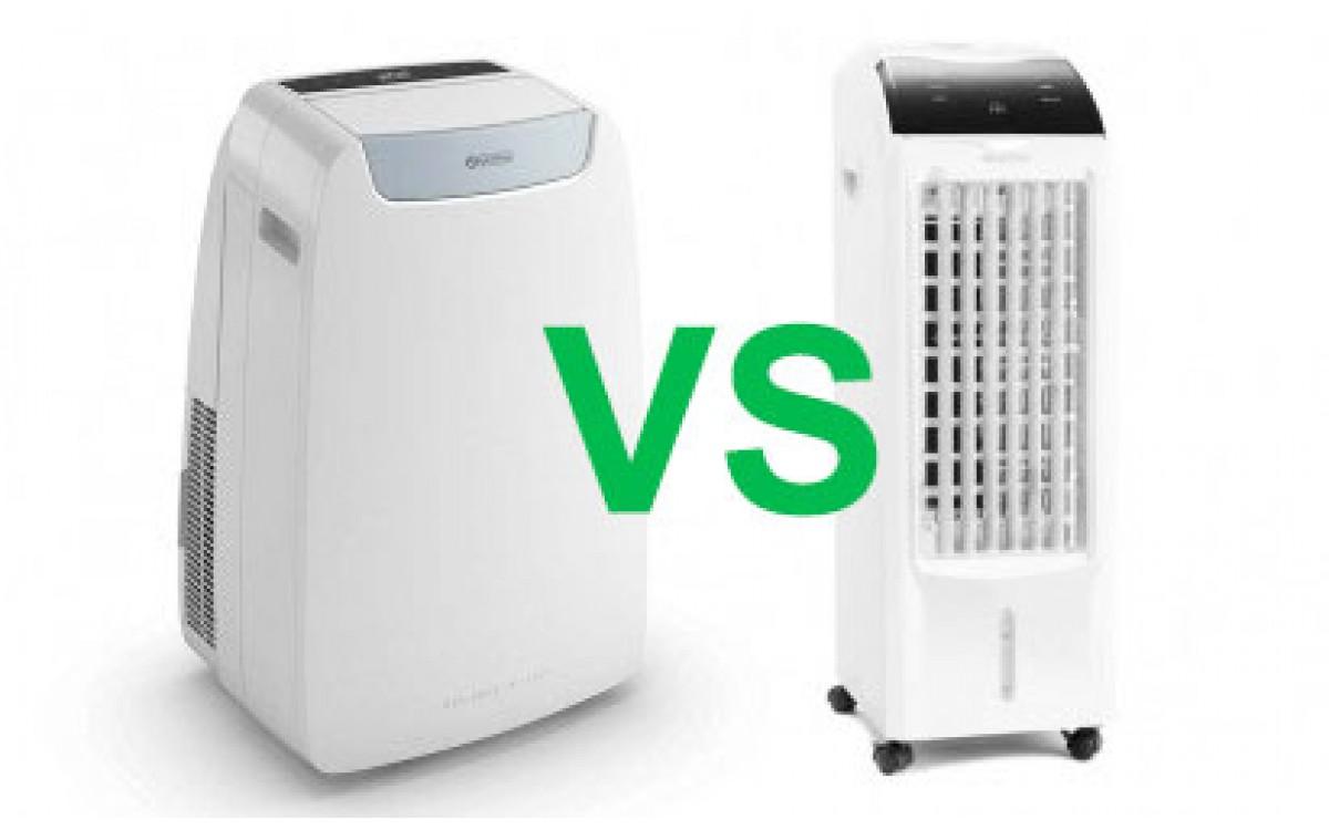Mi a különbség a mobil klíma és a léghűtő között