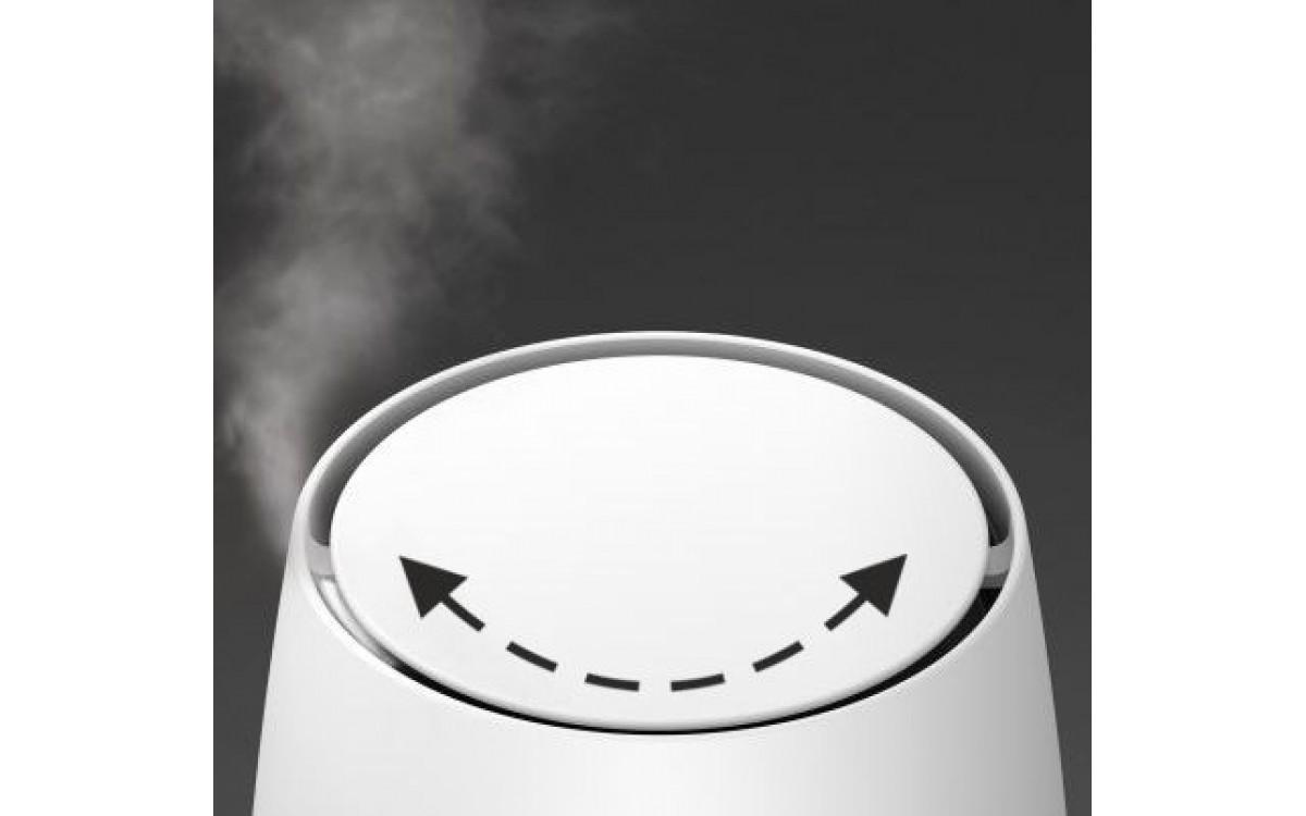 Fokozza a légmozgást megfelelő párásítóval